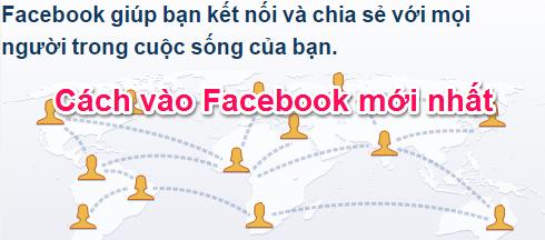 Cách vào facebook khi bị chặn