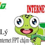 Mạng FPT chậm cách khắc phục cực nhanh
